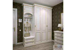Шкаф-прихожая в классическом стиле - Мебельная фабрика «Актуаль-М»