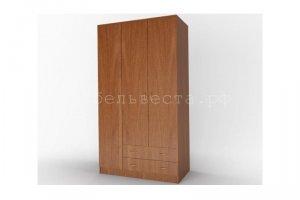 Шкаф распашной 1,2 - Мебельная фабрика «Веста»