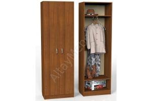 Шкаф распашной 2 двери - Мебельная фабрика «Алтай-Командор»
