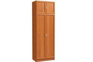 Шкаф распашной 2-х дверный с антресолью - Мебельная фабрика «Континент»