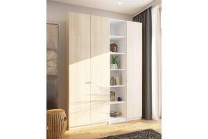 Шкаф распашной 3-х дверный - Мебельная фабрика «Mr.Doors»
