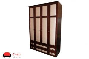 Шкаф распашной №9 - Мебельная фабрика «СТАРТ»