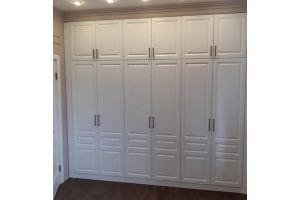 Шкаф распашной белый - Мебельная фабрика «Гранд Мебель»
