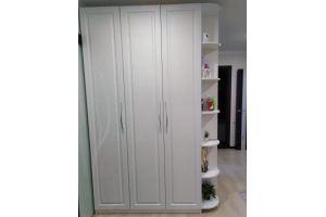 Шкаф распашной белый - Мебельная фабрика «Valery»