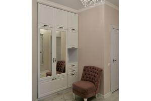 Шкаф распашной белый - Мебельная фабрика «Лига»