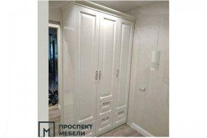 Шкаф распашной белый - Мебельная фабрика «Проспект мебели»