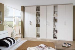 Шкаф распашной для хранения - Мебельная фабрика «Виктория»
