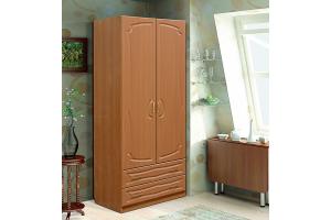 Шкаф распашной Дуэт - Мебельная фабрика «СКИФ»