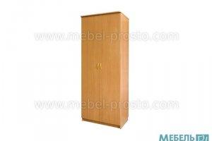 Шкаф распашной двухстворчатый - Шр 2-х ЛДСП - Мебельная фабрика «МЕБЕЛЬ ПРОСТО»