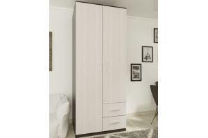Шкаф распашной Эконом 2 - Мебельная фабрика «Рестайл»