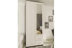 Шкаф распашной Эконом 3 - Мебельная фабрика «Рестайл»