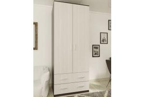 Шкаф распашной Эконом 4 - Мебельная фабрика «Рестайл»