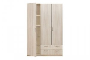 Шкаф распашной Лайт-6 - Мебельная фабрика «ММС Мебель»