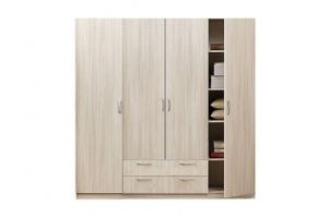 Шкаф распашной Лайт-7 - Мебельная фабрика «ММС Мебель»