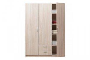 Шкаф распашной Лайт-8 - Мебельная фабрика «ММС Мебель»