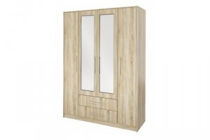 Шкаф распашной Лайт-9 - Мебельная фабрика «ММС Мебель»