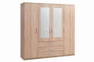 Шкаф распашной ЛДСП 1179 - Мебельная фабрика «СМ Вектор»