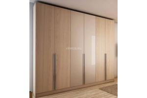 Шкаф распашной ЛДСП 1182 - Мебельная фабрика «СМ Вектор»