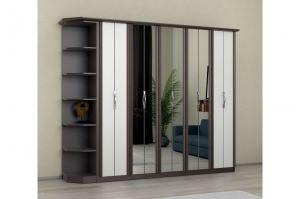 Шкаф распашной Мальвина - Мебельная фабрика «Прибалтмебель»