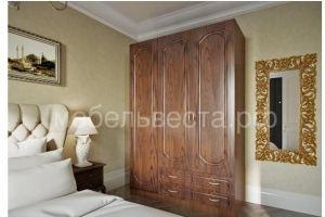 Шкаф распашной МДФ - Мебельная фабрика «Веста»