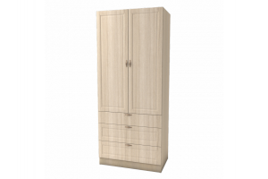 Шкаф распашной МДФ - Мебельная фабрика «Форс»