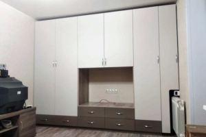 Шкаф распашной МДФ - Мебельная фабрика «КухниСтрой+»