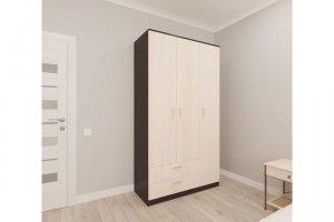 Шкаф распашной Орион 2 - Мебельная фабрика «Пульсар»