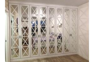 Шкаф распашной R029 - Мебельная фабрика «BLISS-HOME»