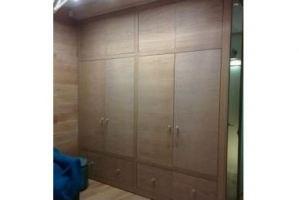 Шкаф распашной с ящиками - Мебельная фабрика «ESTET INTERIORS»