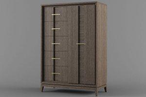 Шкаф распашной с ящиками Бостон - Мебельная фабрика «Вилейская мебельная фабрика»