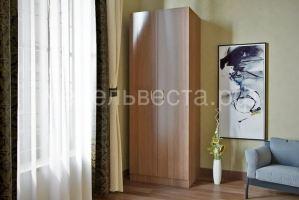 Шкаф распашной со штангой 0,8 - Мебельная фабрика «Веста»