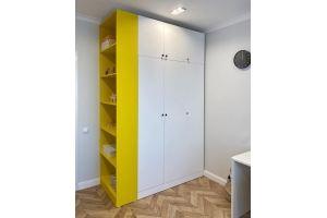Шкаф распашной в детскую - Мебельная фабрика «Астмебель»