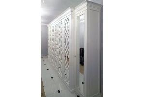 Шкаф распашной в коридор R005 - Мебельная фабрика «Blessed-Home»