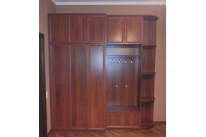 Шкаф распашной в прихожую - Мебельная фабрика «Элит-Гранд»