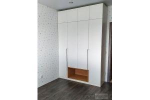 Шкаф распашной в спальню - Мебельная фабрика «ЦЕНТР МЕБЕЛИ»