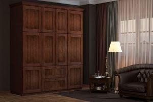 Шкаф распашной Виченция - Мебельная фабрика «Zetta»