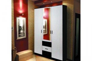 Шкаф распашной Зебрано - Мебельная фабрика «Зарон»