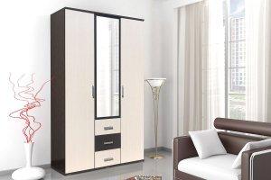 Шкаф распашной Стиль - Мебельная фабрика «Зарон»