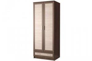 Шкаф распашной Жалюзи ДР-2 2-х дверный - Мебельная фабрика «Мебельком»