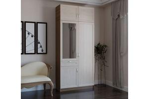 Шкаф с антресолью рамочный Ш 02 - Мебельная фабрика «Милайн»