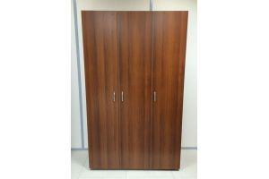 Шкаф с полками 3х дверный - Мебельная фабрика «Миссия»
