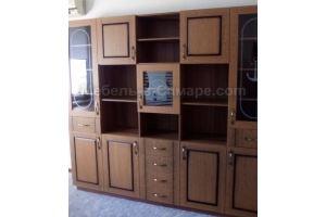 Шкаф с полками и ящиками распашной - Мебельная фабрика «Мебель СаЛе»