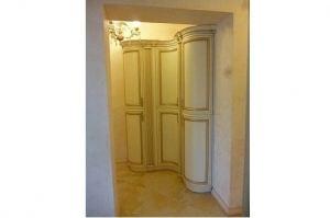 Шкаф с радиусными фасадами Виктория - Мебельная фабрика «Бора-мебель»