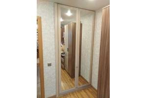 Шкаф с зеркалами - Мебельная фабрика «Народная мебель»