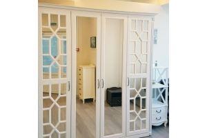 Шкаф с зеркалами Мадрид - Мебельная фабрика «Крафт»