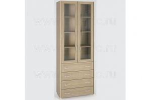 Шкаф Санта-34-558 - Мебельная фабрика «Зеленоградская мебельная фабрика»