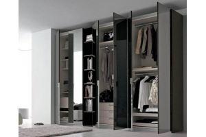 Шкаф SH 009 в базовом исполнении - Мебельная фабрика «Мебель и Я»