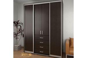 Шкаф ШП-75 комбинированный - Мебельная фабрика «Уют-М»