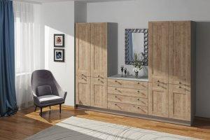 Шкаф Скейп Хоум 1 - Мебельная фабрика «Кухни MIXX»