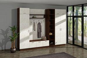 Шкаф Скейп Хоум 2 в прихожую - Мебельная фабрика «Кухни MIXX»